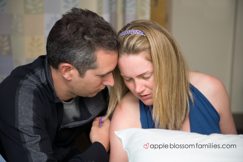 Apple Blossom Families- Vancouver Birth Photographer and Vancouver Doula Morag Hastings