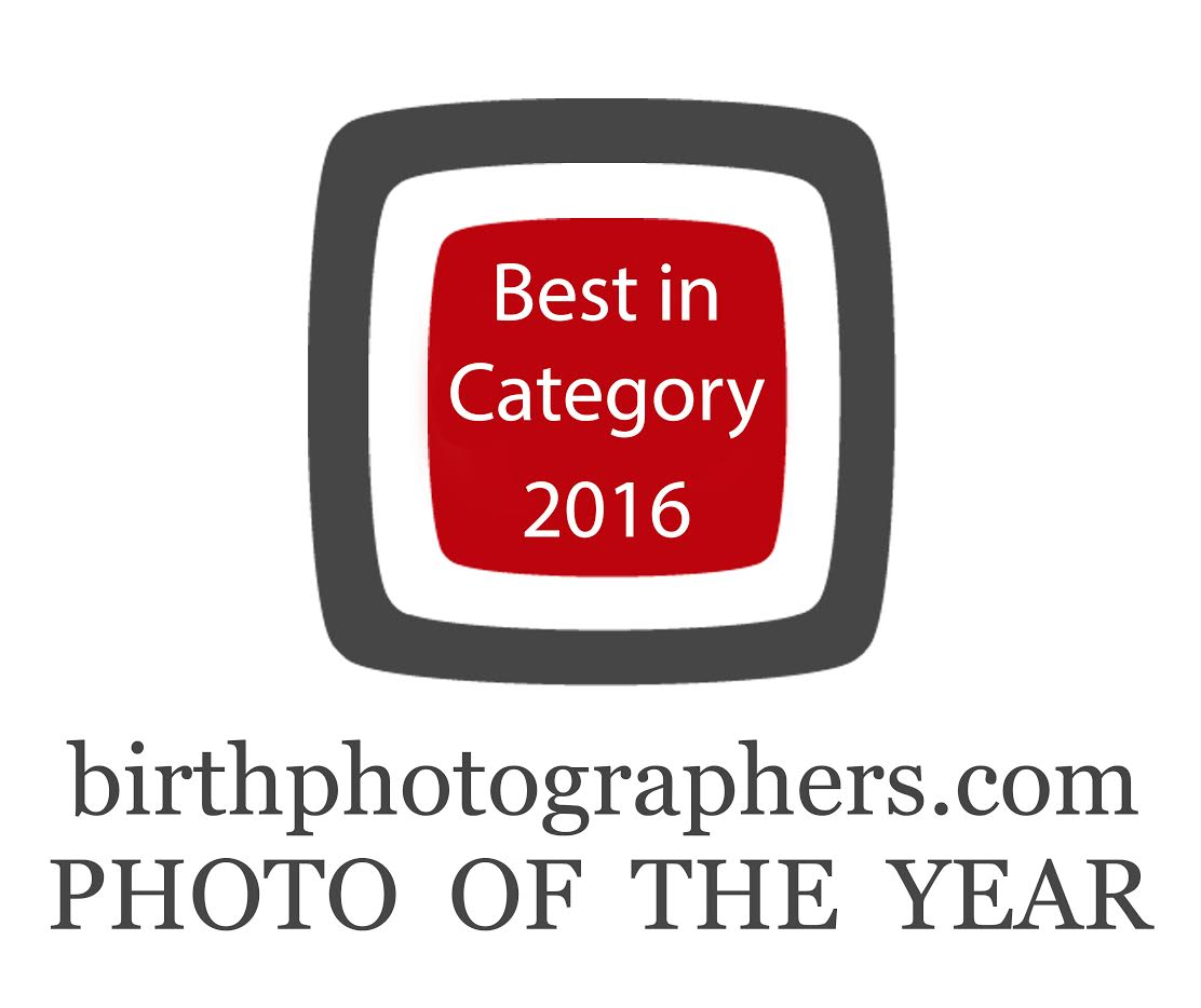 International Birth Photographer Image of the Year Winner Labour Category